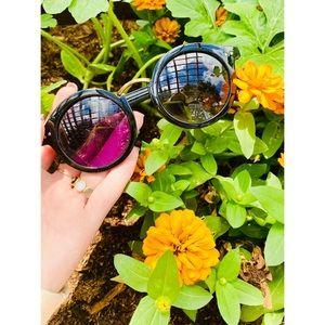 VINTAGE Women's Cat Eye Retro Inspired Sunglasses
